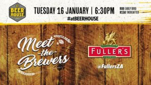 Meet the brewers Fullers